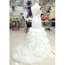 Aoliweiya anpassen Brautkleider Plus Size