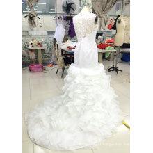 Aoliweiya Customize Bridal Wedding Dresses Plus Size