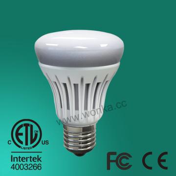 6.5W / 8.5W 85V-265V hohe Helligkeit Plastik beschichtetes E26 LED Birnen-Licht