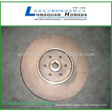bronze foundry brass die casting parts