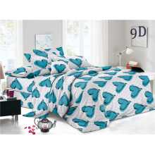 Custom Polyester Pigment Print Fabric For Bed Sheet