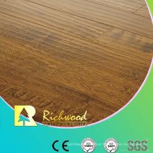 8.3mm E1 HDF Embossed Elm V-Grooved Waterproof Laminated Flooring