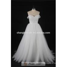 Sexy Wedding Dress Off Shoulder Sequins Crystal Off White Robe de mariée 2017