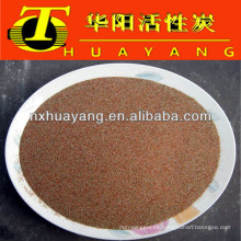 Corte de chorro de agua y chorro de arena Granate de arena