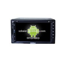 Reproductor de DVD del coche de 6 pulgadas GPS para Suzuki con gps del coche mirror-link