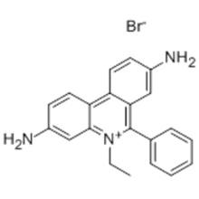 Ethidium bromide CAS 1239-45-8
