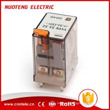 55.32 AC 2Z Mini relais électromagnétique, relais de minuterie 220v