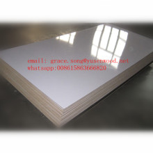 9mm White Melamine MDF for Writing Board