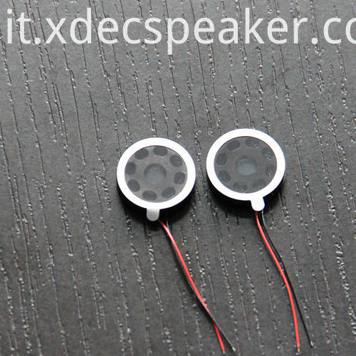 18MM SPEAKER for portable medical devices