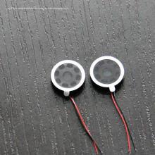 Altavoz eléctrico del cepillo de dientes de la cerradura de la huella dactilar de 18m m 8ohm 1w