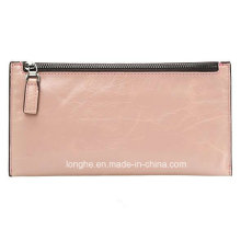 China Factory Wholesale Pink Vintage Model Women Clutches (ZX10155)