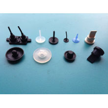 Benutzerdefinierte Mini-Silikon-Gummi-Pilz-Ventil