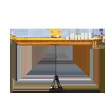 Надежный мостовой кран с двумя опорами 25 тонн