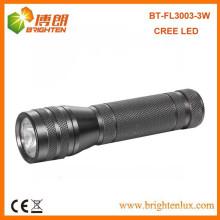 Китайская фабрика снабжает RoHs Q3 / Q5 3WATT Cree вела яркий маленький фонарик
