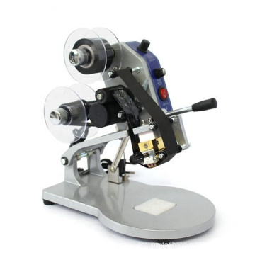Ribbon printing machine DY-8 Hot Stamping Ribbon date and code printer