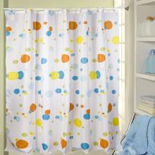 Heißer Verkauf Badezimmer Duschvorhang mit Haken