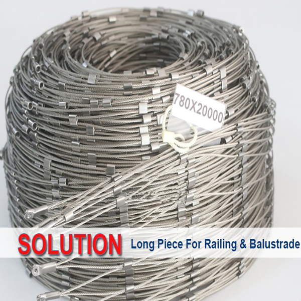 fexible stainless steel mesh