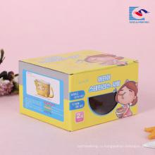 профнастил высечки коробка подарка окна для китайской лапши упаковка