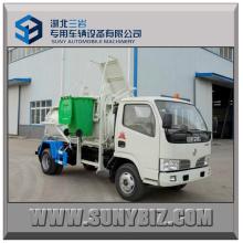 Dongfeng 4X2 Hanging Bucket Müllwagen