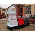 Yugong flat die briquette machine wood sawdust briquette machine