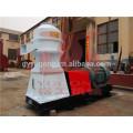 Yugong flat die briquette machine wood sawdust briquette machine