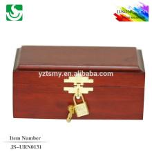 urnas de madera para adultos cenizas JS-URN131
