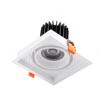 Square Shape Warm White 30W LED Downlight
