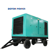 Générateur diesel prêt pour la commande 50KW
