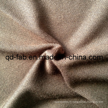Polymer Rayon Spandex Terry Fabric (QF13-0694)