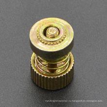 Желтый оцинкованный винт крепления панели (CZ440)