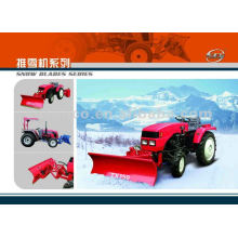 30hp Tractor With Snow Blade