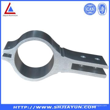 Raccord en aluminium personnalisable de tuyau d'Ai de profil
