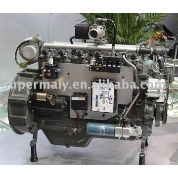 Двигатель с рабочим объемом 26 см3