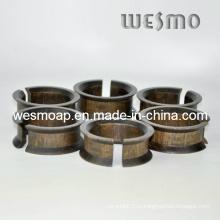 Бамбуковые тканевые кольца для аксессуаров Tabletop