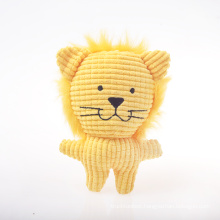 2021 pet toy cute series plush puppy toy that is resistant to biting teeth and making noise