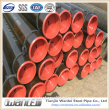 3 layer polyethylene coating API 5L seamless steel pipe