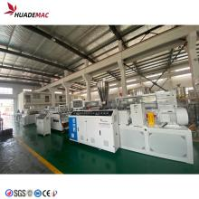 PVC pipe 4 cavity extruder/ production line