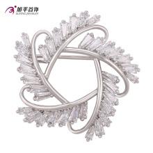 Cristais de ródio elegante moda Xuping de jóias Swarovski broche -00009