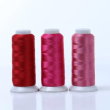 100% Trilobal Polyester Stickgarn