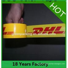 2016 Hot Sales Printed BOPP Custom Logo Printed Packing Tape
