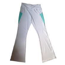 Desgaste del desgaste del desgaste de la yoga de las mujeres Pantalones largos de Sportwear US Polo Manufacturer del OEM
