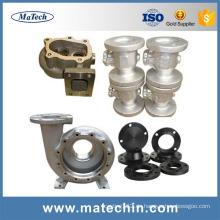 ASTM A216 Wcb-Formstahlkugel-Schieber-Körper-Teile