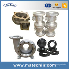 ASTM A216 Wcb Cast Steel Globe Gate Valve Body Parts