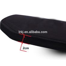 Niveau de protection élevé multi-courbes noir NIJ III 0101.06 Plaque balistique