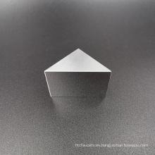 Prisma de ángulo recto personalizado espejo sin recubrimiento de metal de revestimiento