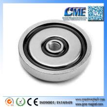 Standard-Neodym-Magnet-Größen-Topf-Magnet Neodym-Schalen-Magneten