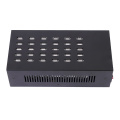 30 Ports 200W USB Charger 5V 1A 2A 2.1A Universal Auto Charging Station