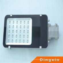 Réverbère de l'aluminium 90W LED de moulage en matrice de rendement élevé