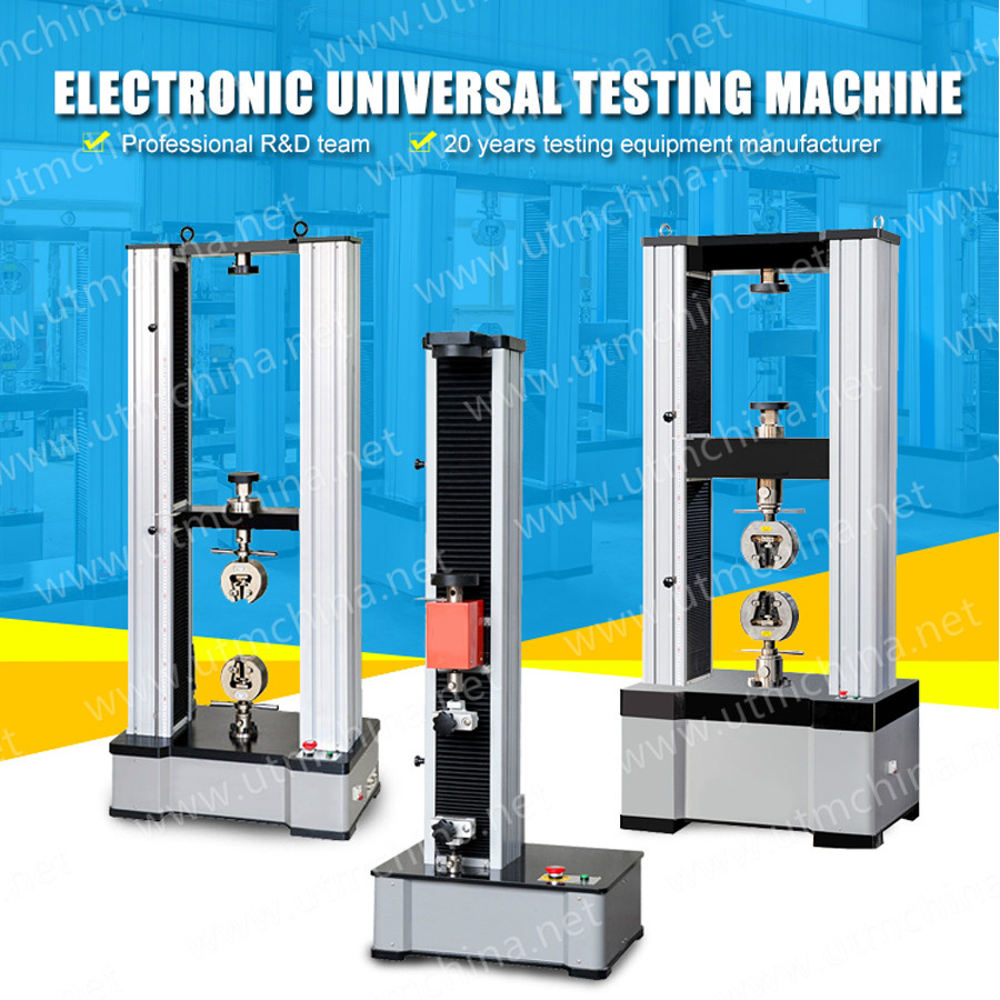 Computerized Electronic Universal Test Machine