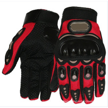 Racing Glove of New Design Wearproof Breathable Fabrics